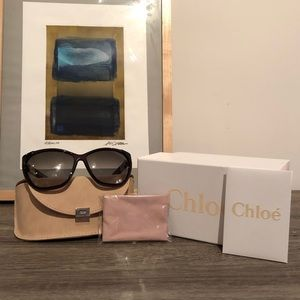 Chloe Sunglasses - smoke *Brand New with Case*